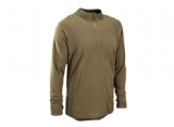 MERINO WOOL BASE 1/4 ZIP