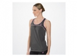 KOMEN HEATHERED TANK TOP